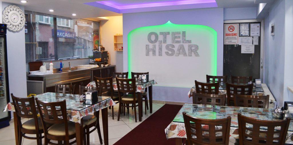Restaurant ve Cafemiz